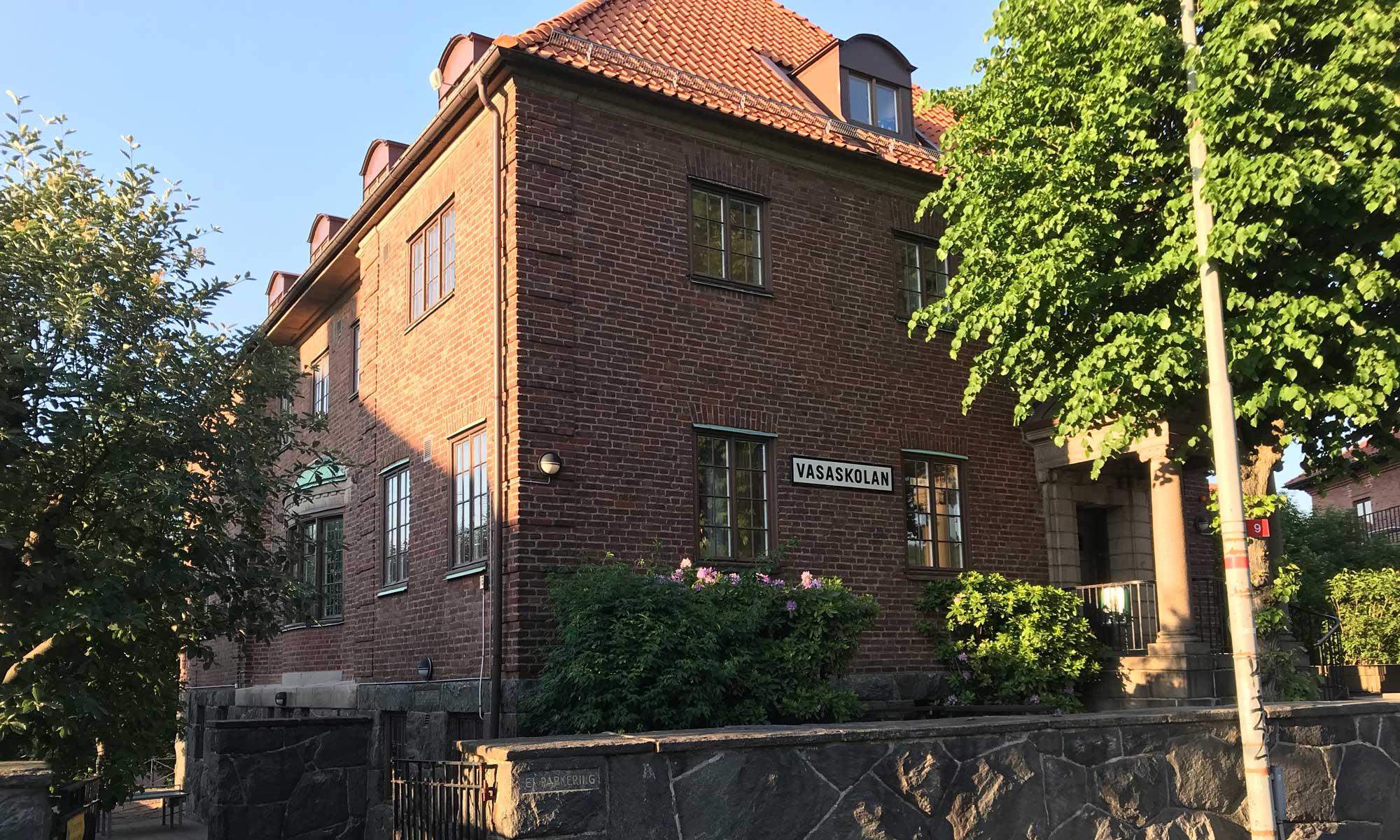 Vasaskolans Föräldraförening